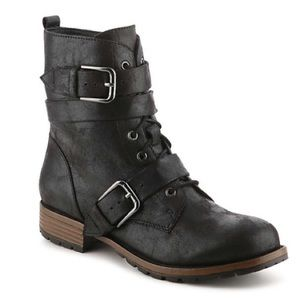Crown Vintage Randy Combat Boots